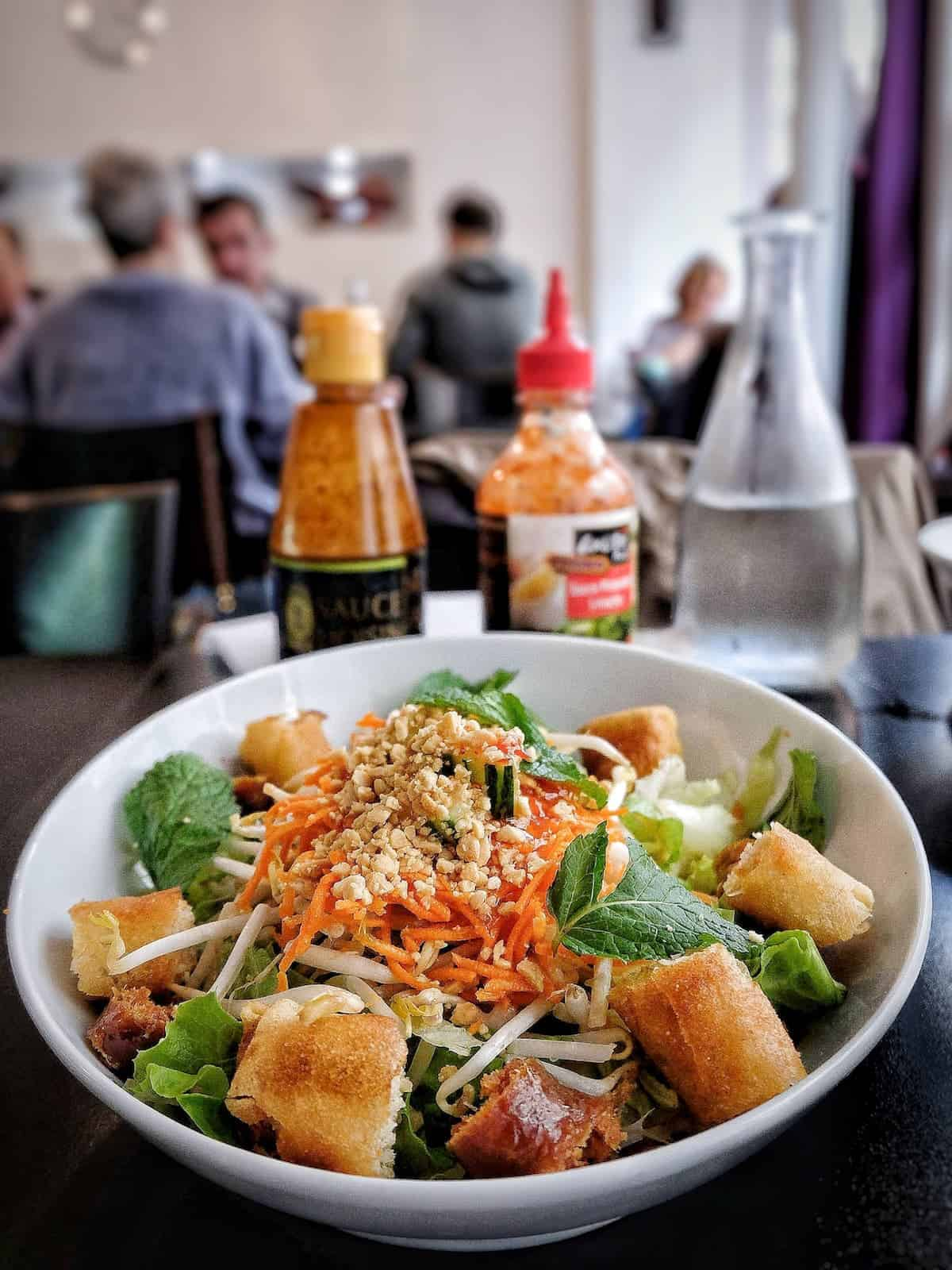 Le cambodge le tr s tr s bon bouiboui porte de versailles - Restaurant porte de versailles ...