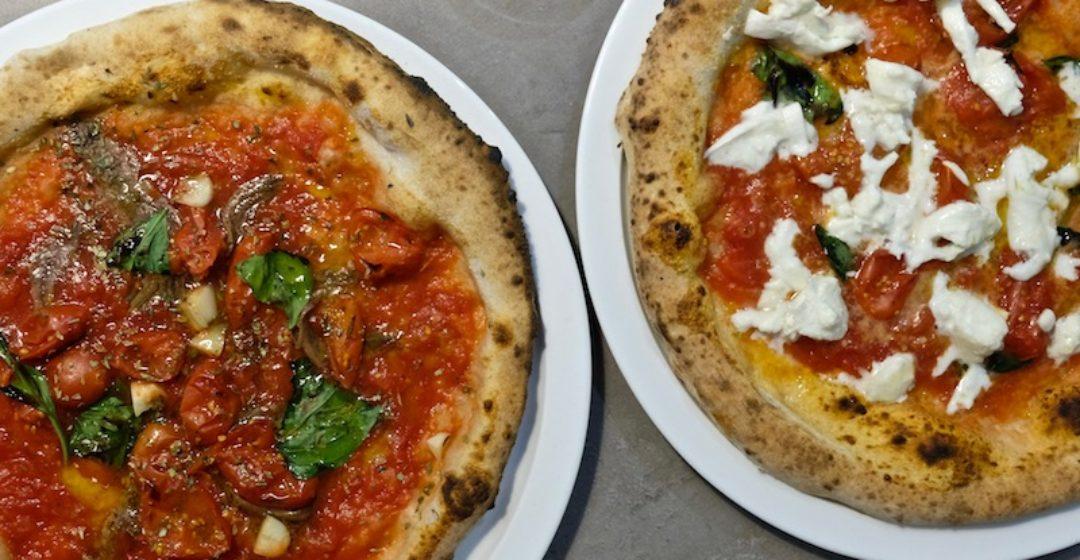 Guillaume Grasso, la vraie pizza napolitaine est dans le 15ème