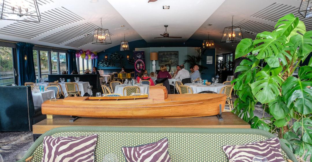 River Café, déjeuner sur une péniche – kids friendly le week-end