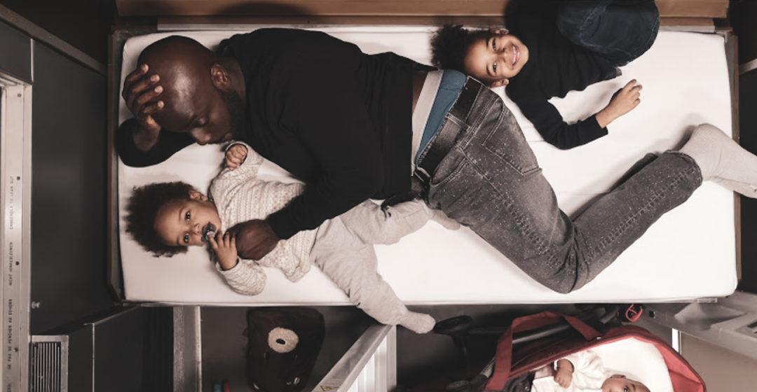 Thello, Paris-Milan-Vérone-Venise en train de nuit avec des enfants