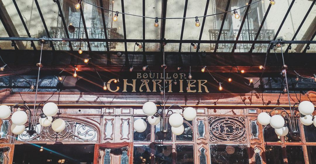 Le Bouillon Chartier renaît à Montparnasse