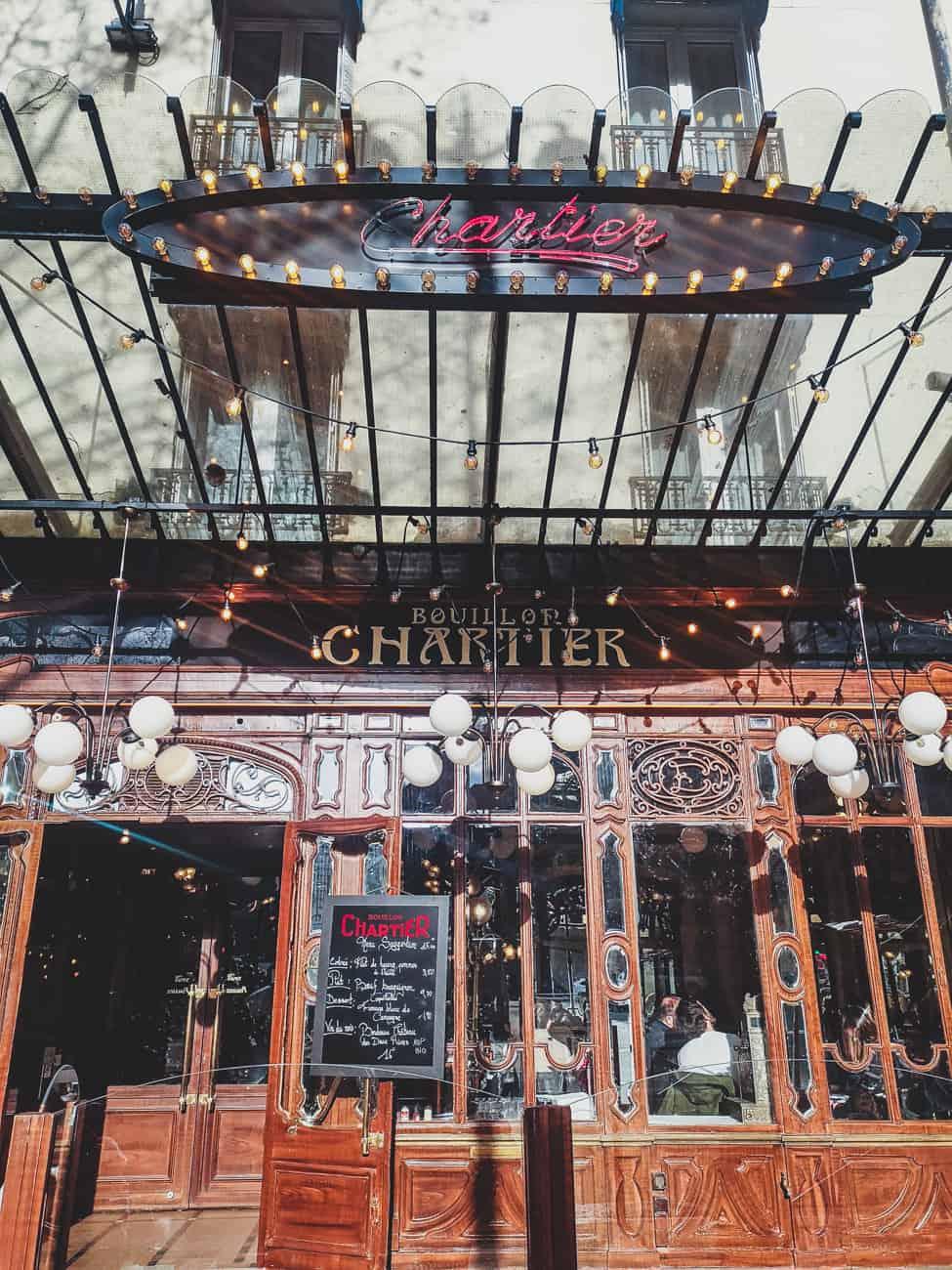 Chartier-bouillon-montparnasse