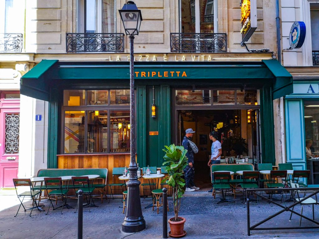 Tripletta restaurant