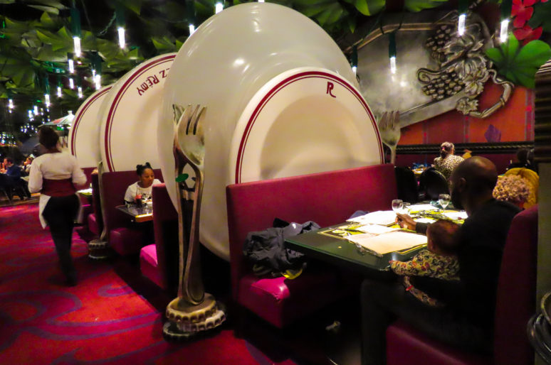Quels restaurants à Disneyland Paris ?