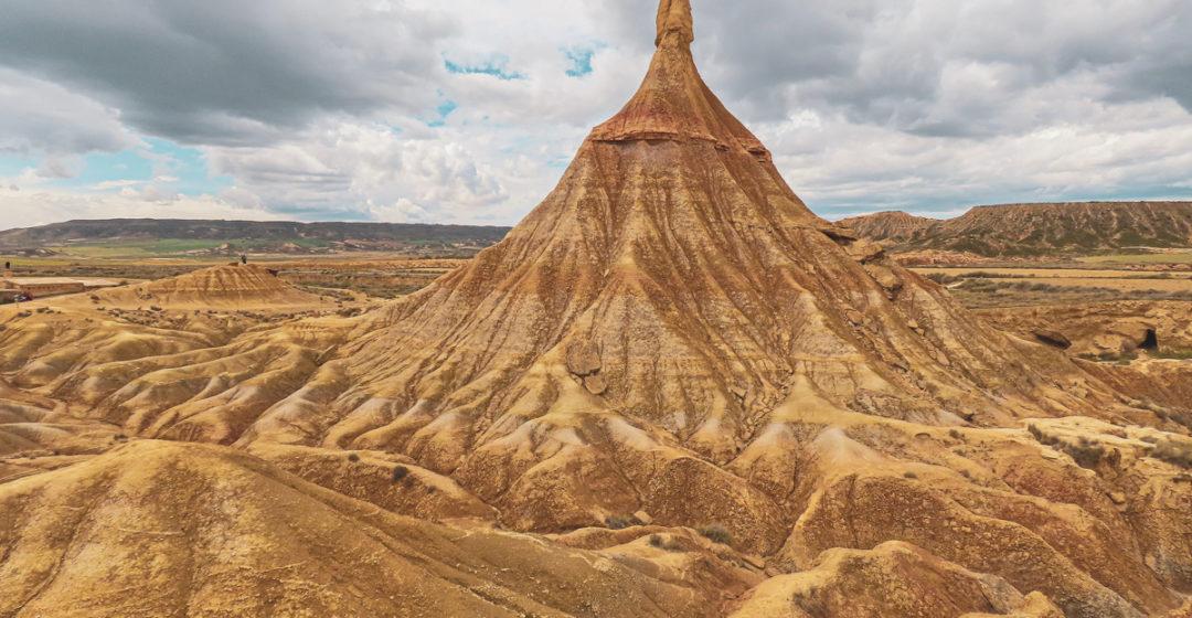 Le désert des Bardenas Reales- Navarre – Espagne