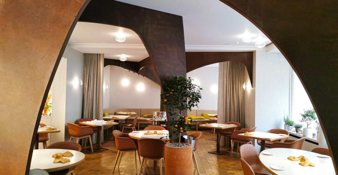 Nomicos, cuisine méditerranéenne étoilée, Paris 16
