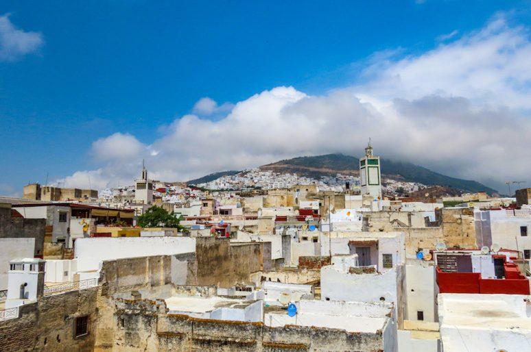 Tétouan et sa médina – Maroc