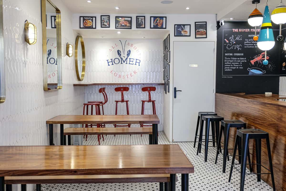 homer Lobster Roll