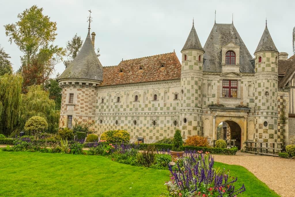 Chateau-de-Saint-Germain-de-Livet-pays-d-auge-12