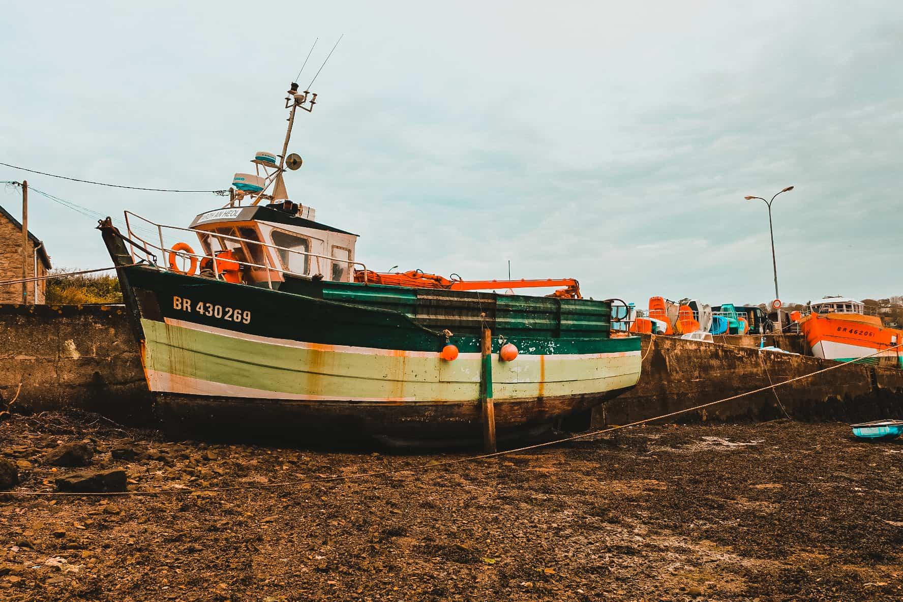 les-abers-finistere-nord-bateau