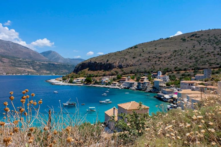 Road trip au Péloponnèse, Grèce / itinéraire / Que voir ?