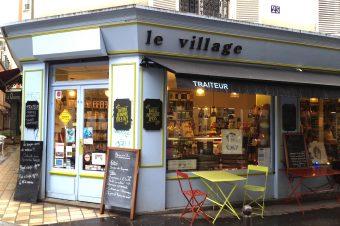Le Village, épicerie fine, cocon hors du temps