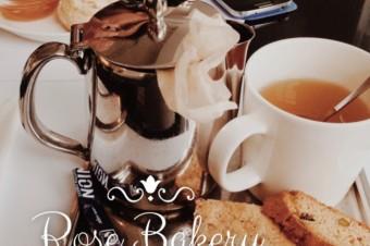 Rose Bakery Tea Room, pause thé chic au Bon Marché