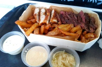 La Brigade, food truck pour carnivores