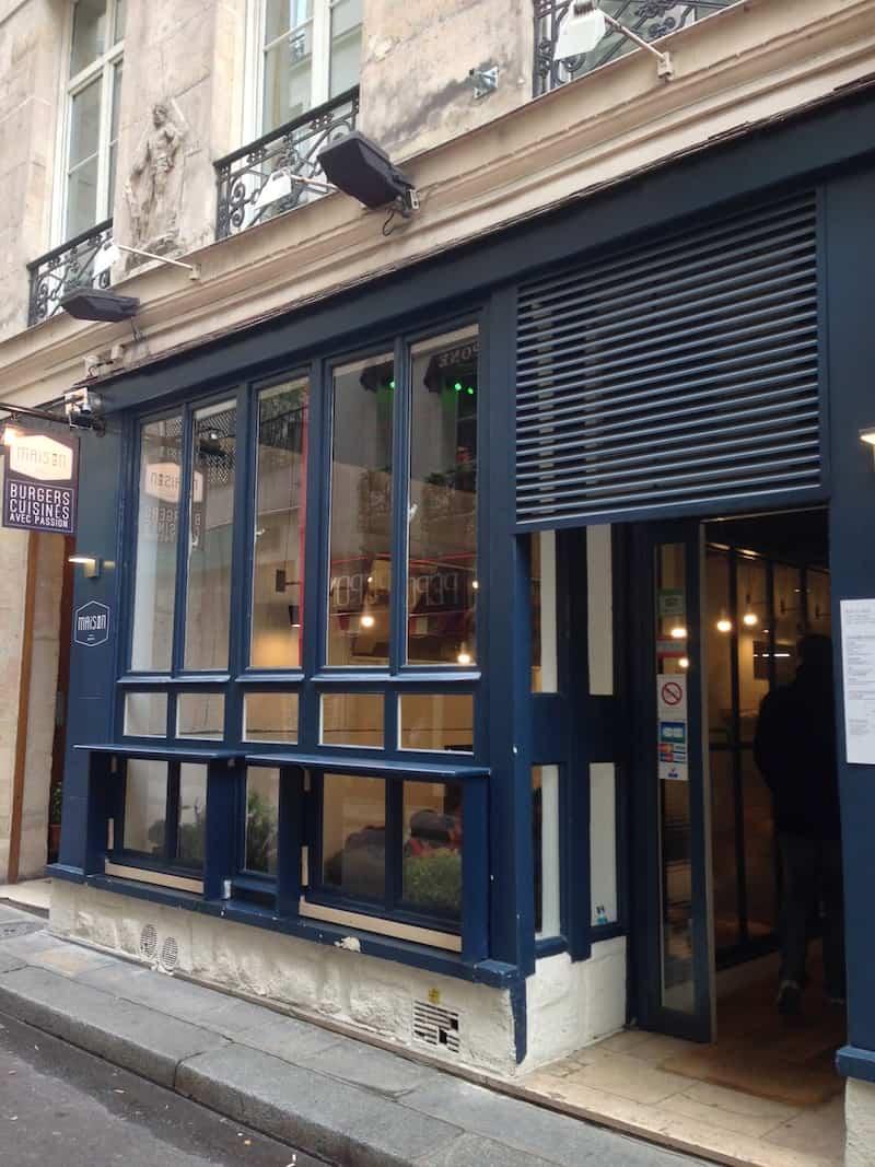 Maison Burger Featuring Desnoyer Et Poilane Parisianavores Blog Lifestyle Food Voyage Kids
