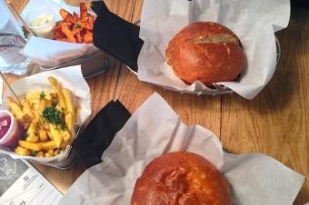 Blend Hamburger, burgerness dans le 3ème