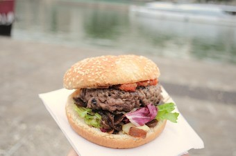 Big Apple, food truck de burgers originaux