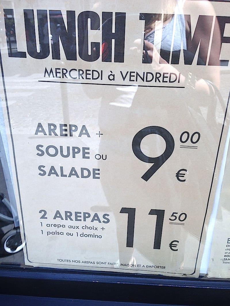 bululu-arepera-menu-dejeuner