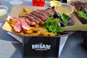 La Brigade, le food truck de viandes slicées