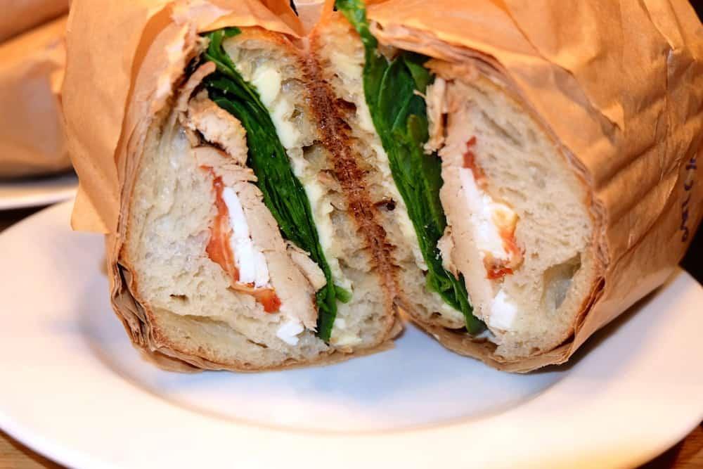 Comptoir urbain sandwichs gourmets