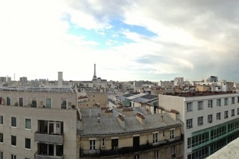Le Lounge Bar View du Novotel Vaugirard / Rooftop Paris 15