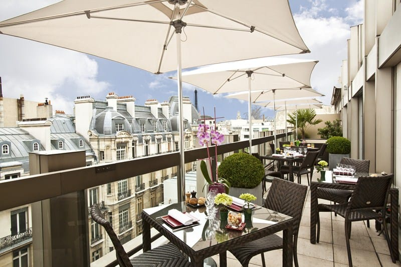 Warwick International Hotels, Paris