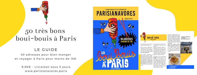 Guide des boui-bouis à Paris