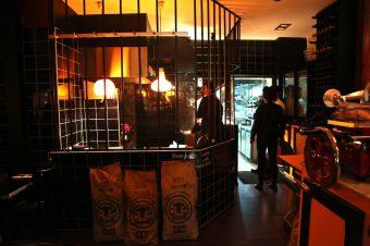 Unico, restaurant argentin (viande inside)