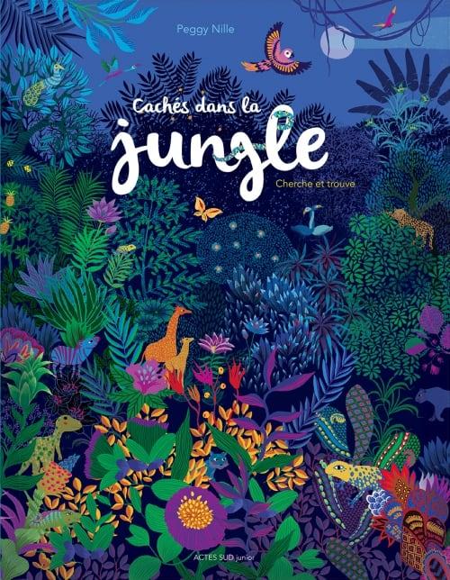 livre-cachés-dans-la-jungle