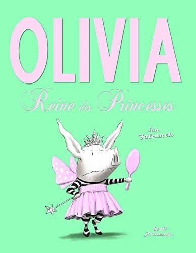 livre-feministe-enfant-3-ans-olivia-princesse