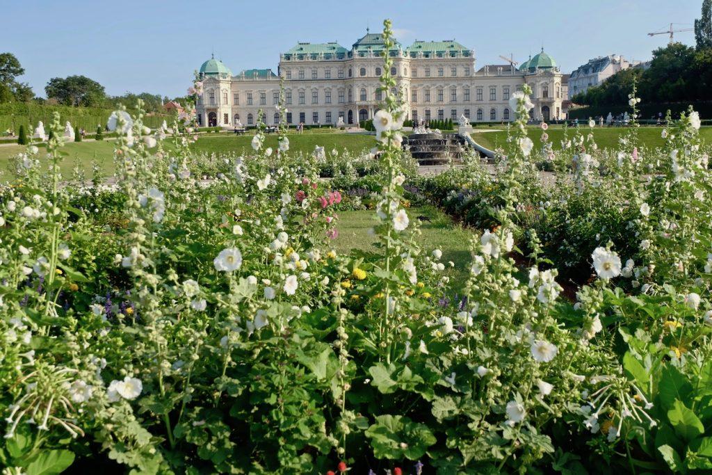city-guide-Schloss-Belvedere-vienne