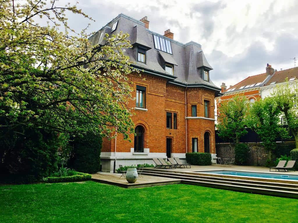 La Villa Carrée