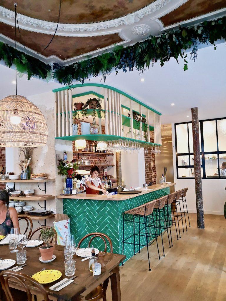 restaurant provencal paris
