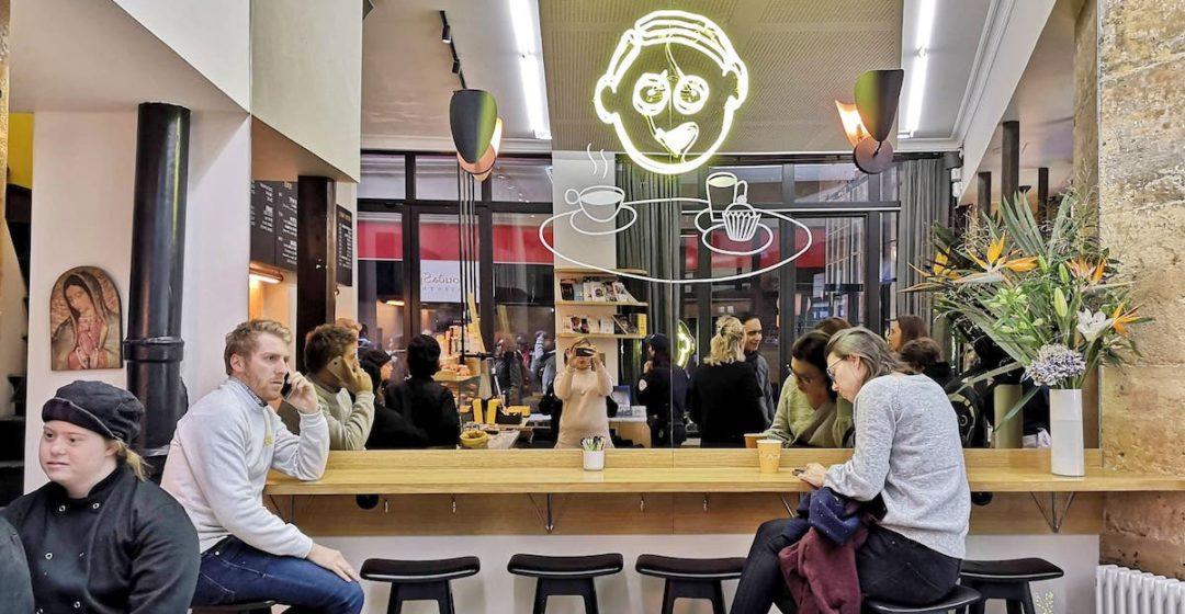 Café Joyeux, coffee shops solidaires