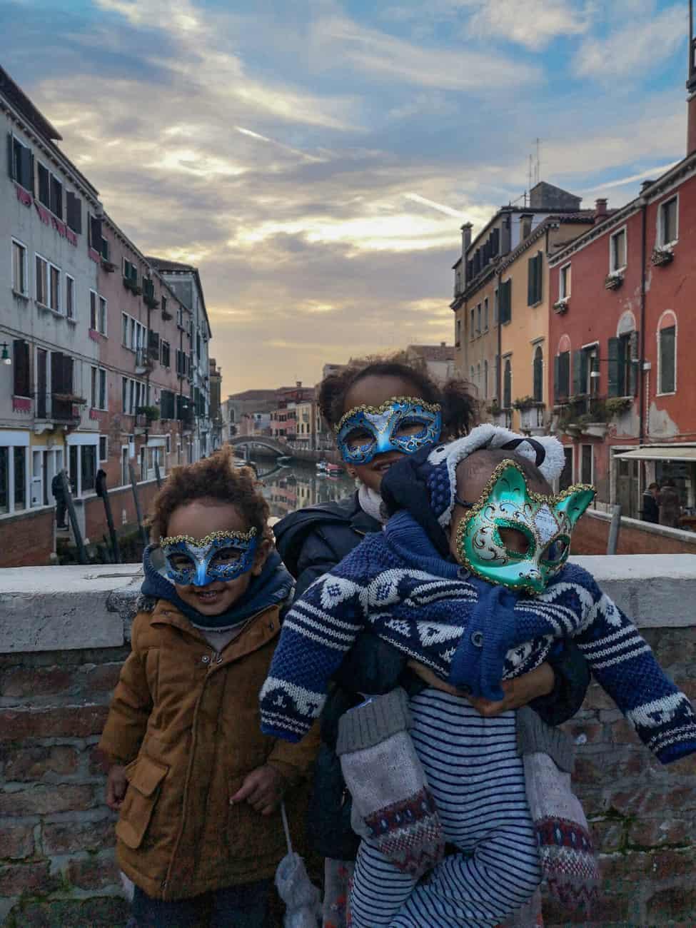 city guide venise en famille avec des enfants