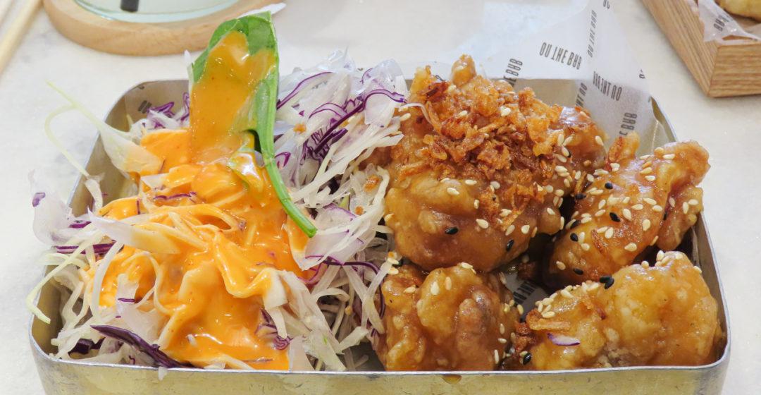 On The Bab, street food coréenne, Paris 2