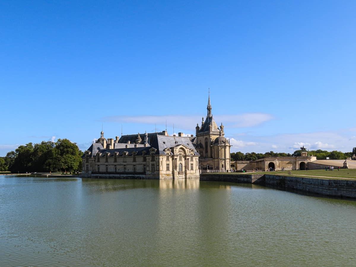 chantilly-chateau-visiter-moins-une-heure-paris-2