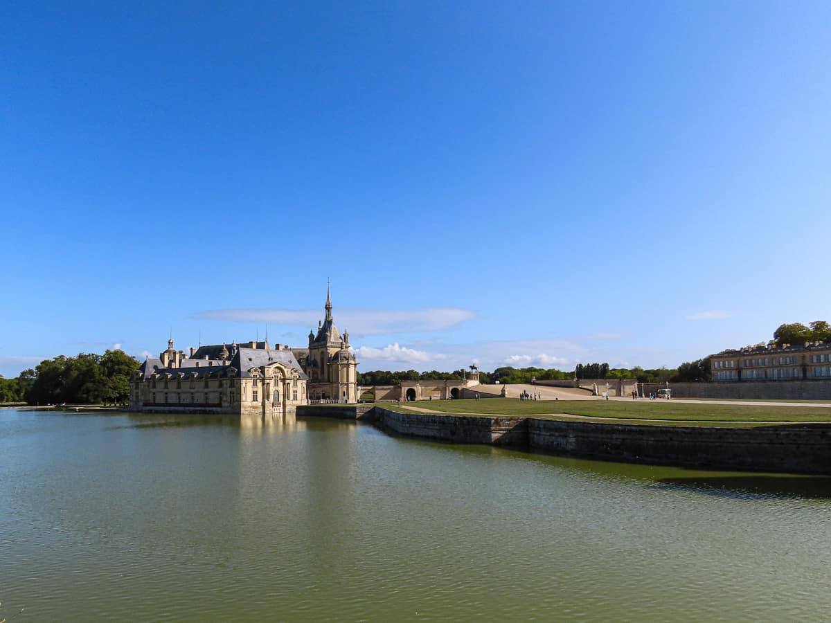 chantilly-chateau-visiter-moins-une-heure-paris