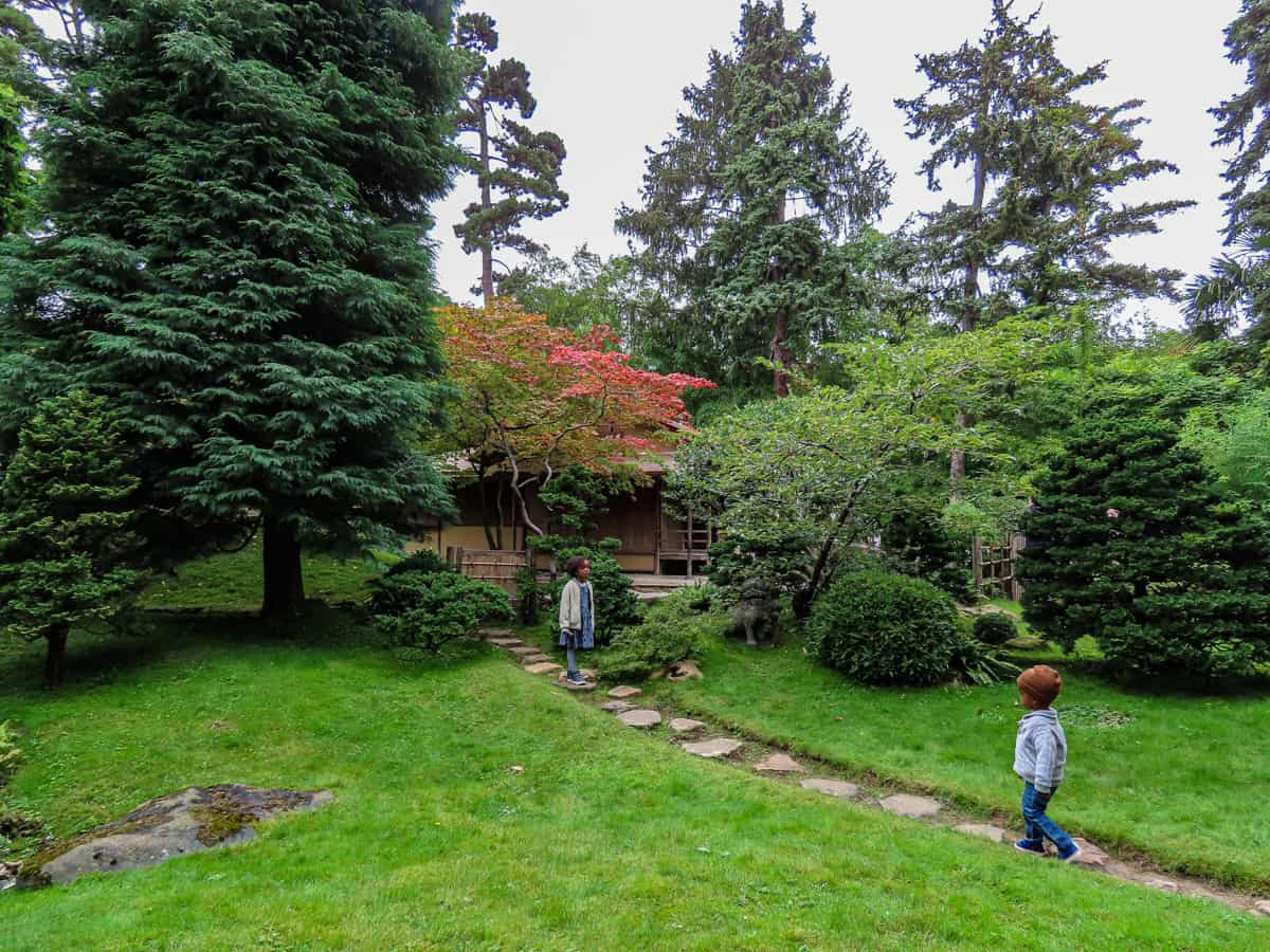 Les Jardins Du Musee Albert Kahn Boulogne Billancourt
