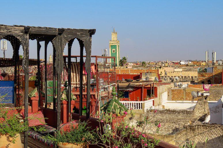 Riad d'Or à Meknès