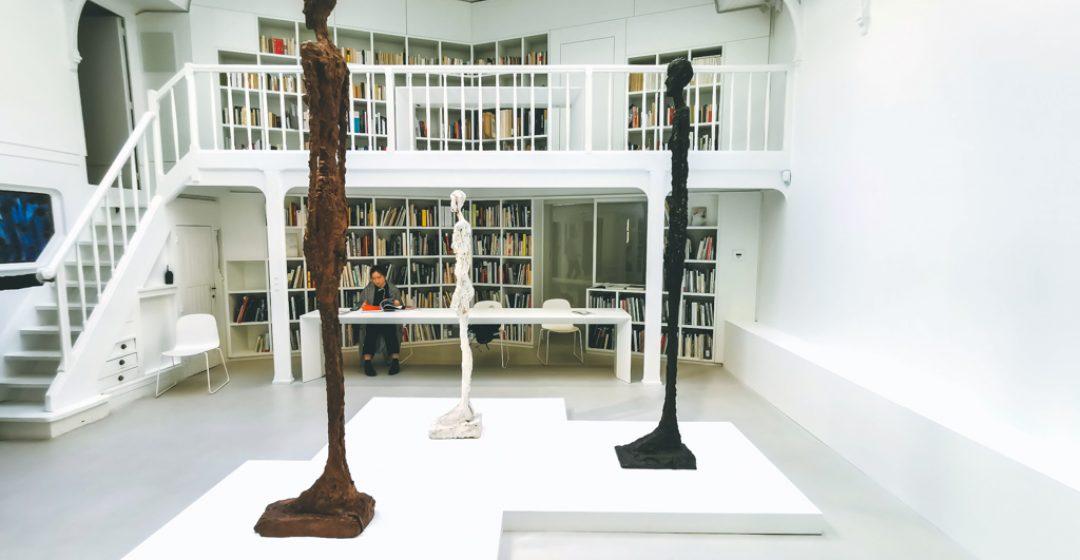 L'Institut Giacometti / Paris 14