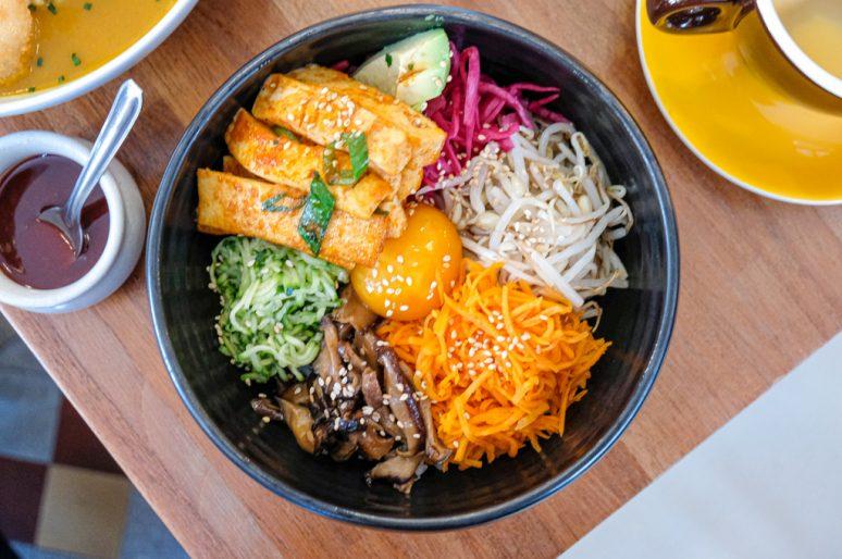 Seoul Mama, restaurant coréen. Paris 15ème
