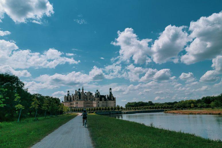 La Loire à vélo, week-end itinérant à vélo entre Loire et châteaux