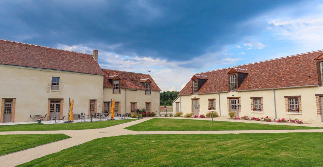 Hôtel Le Prieuré de Boulogne, à 10 minutes du château de Chambord