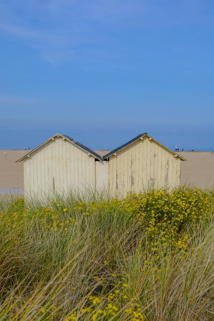plage de ouistreham cabinesplage de ouistreham cabines