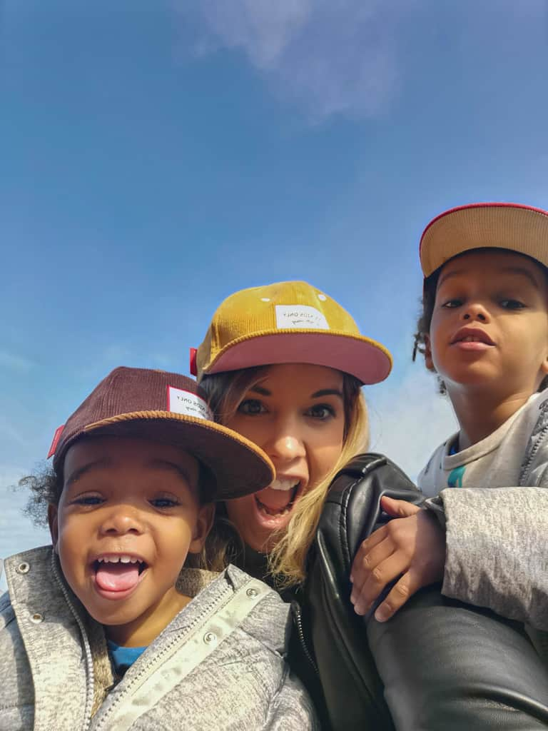 week-end à ouistreham en famille avec enfants