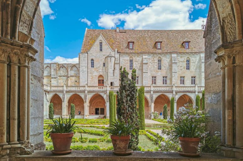L'Abbaye de Royaumont, trésor du patrimoine de l'Ile-de-France