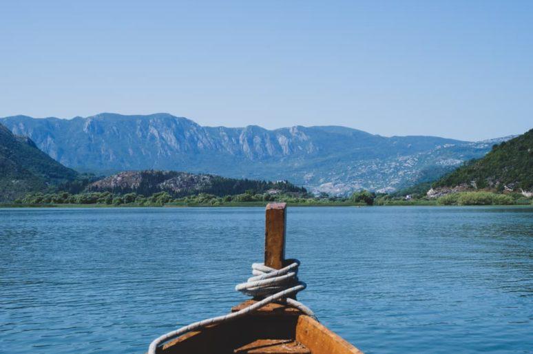 Le Lac Skadar – Monténégro – road trip
